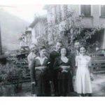 1942 Porter family, Barnabus, WV