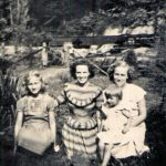 Verdie Owsley, Nada Chambers Stollings, Lillian Owsley Chambers and Susan Borth