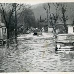 1950s Logan County, WV Flooding