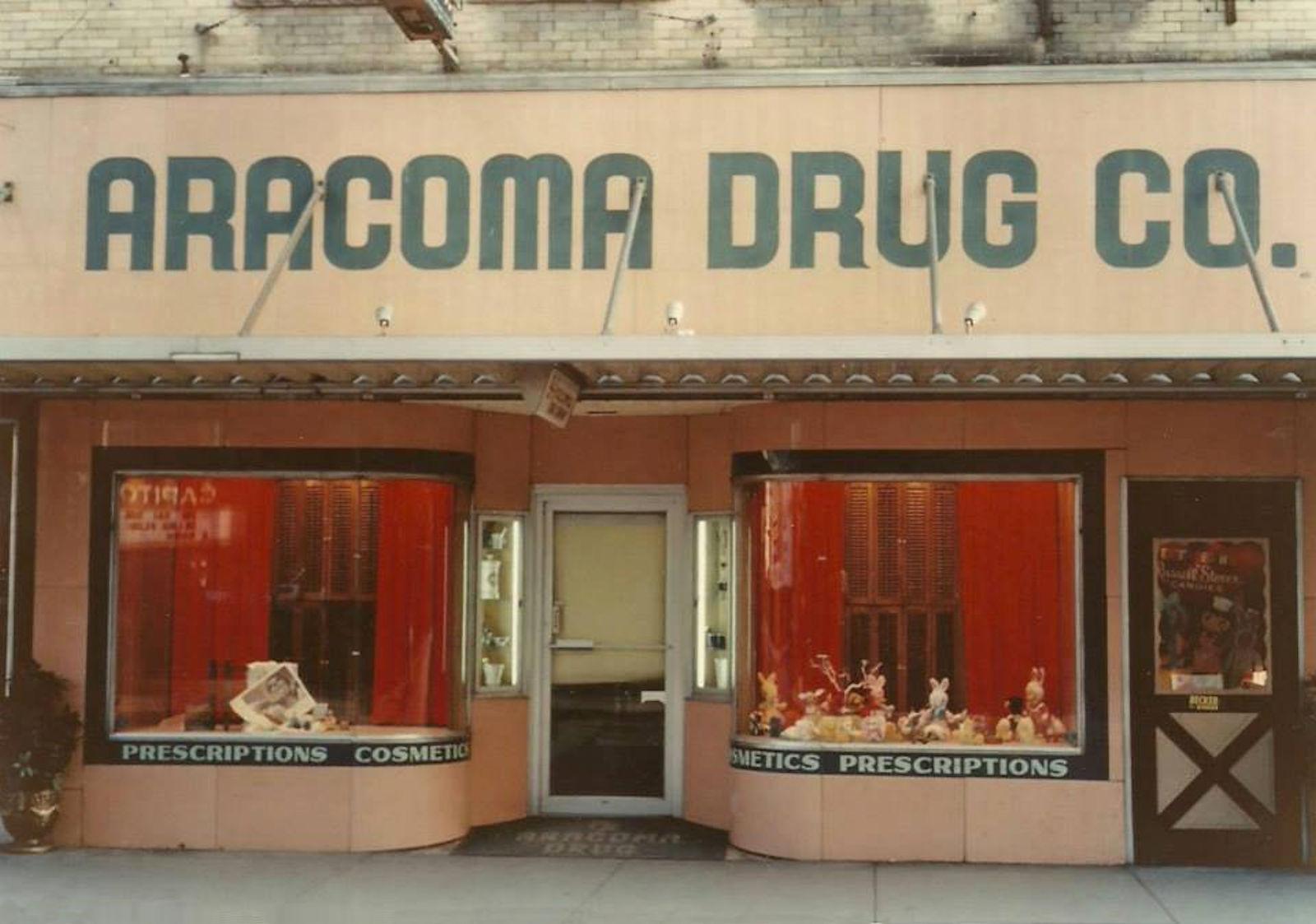 Aracoma Drug Company, Logan, WV