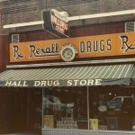 Hall Drug Store, Logan, WV