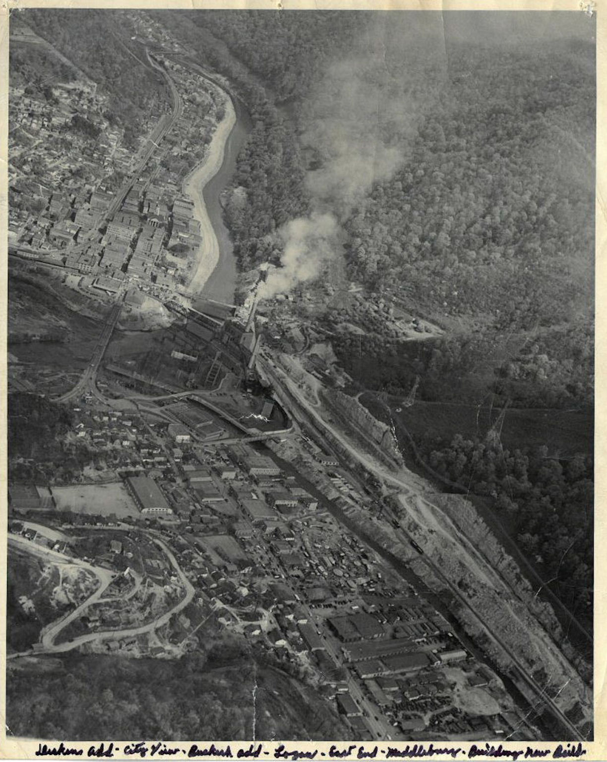 Logan County, WV 1930s