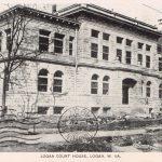 1907 Logan Court House, Logan, WV