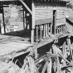 Abandoned Mine, Dobra, WV