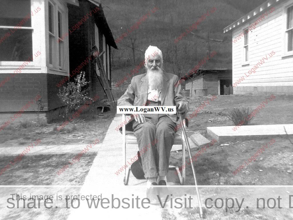 Alexander Dalton, Jr. father of Manerva Killen courtesy of Ralph McNeely