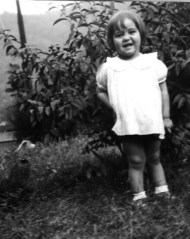 Alice Doreen Taylor, taken at Monitor, WV