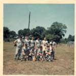 Amherst Coal Company Fast Pitch Softball Team 1965