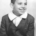 Robert (Bobby) McCormack of Cherry Tree, WV.  Taken in 1947 at the age of 7.