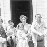 Virginia McCormack, Bobby McCormack, Elizabth Brooks with Gwen & C B McCormack