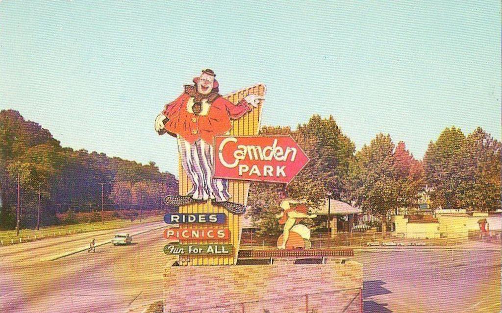 Camden Park, Huntington, WV