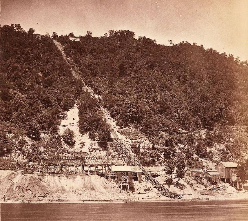 Cannelton, WV Kenawha River June 20, 1872