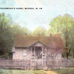 Capt. Thurmond's Home
