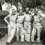 Charles Owsley, Richard Christian, Don Wellman and Clyde Keaton