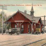 Charlestown, WV Train Depot