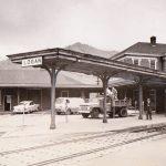 Logan Depot April 1965