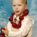 Christopher Florimbio, grandson of Robert McCormack, son of Michelle McCormack Florimbio.