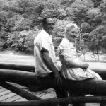 Clovis & Virginia McCormack 1962 - Camp Chief Logan Park