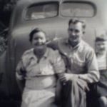Ada and Ernest Saunders