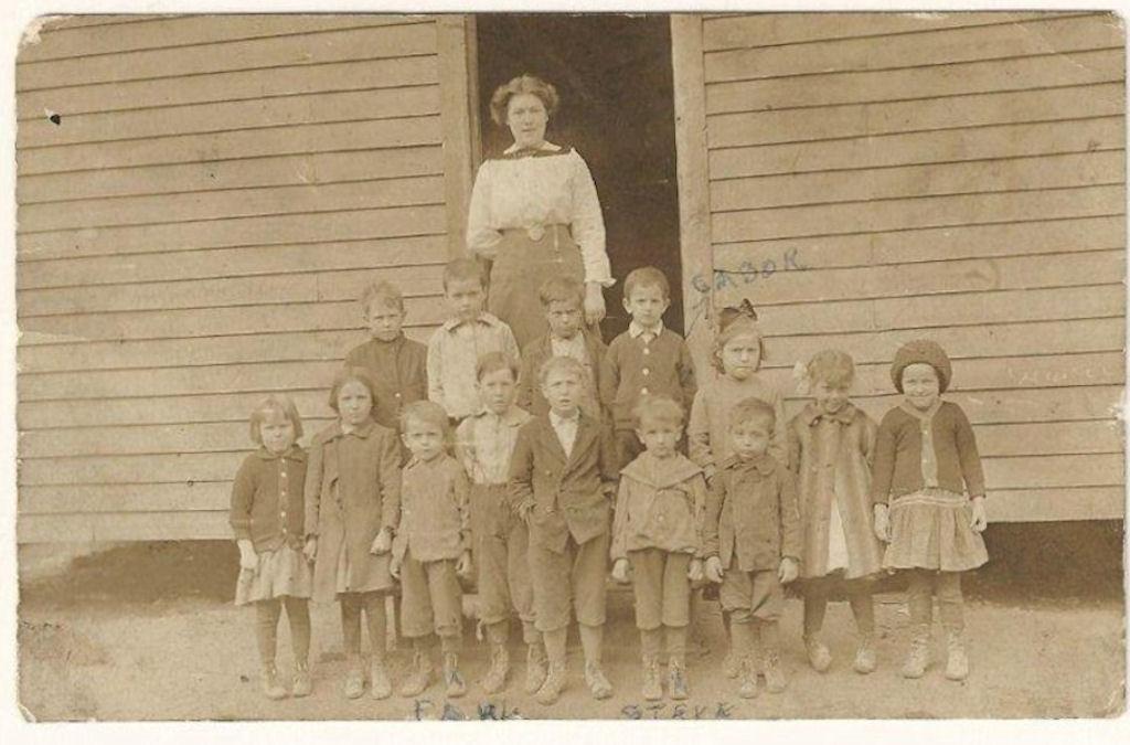 Whitman Grade School, 1910