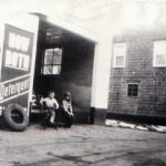 David Samson and Shirley Burgess - Ashland Oil Station