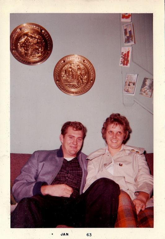 Ed and Imogene Jones