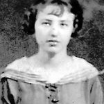 Elizabeth Marie Taylor of Monitor, WV. Daughter of Scott and Alice Taylor.