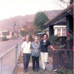 Elsie Szakal, Helen Piros & Anna Tarkany -1974