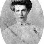 Eva McCormack, daughter of Sam and Sarah McCormack of Straight Creek, Carter County, KY.
