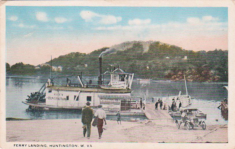 Ferry Landing, Huntington, WV