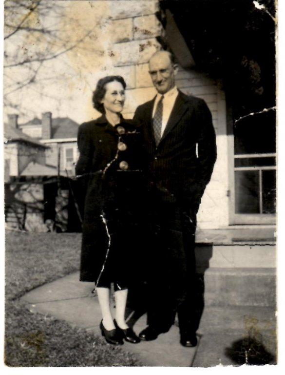 Frances and B. V. Lucas