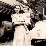Frances Lucas and Grandchild-slagle-wv