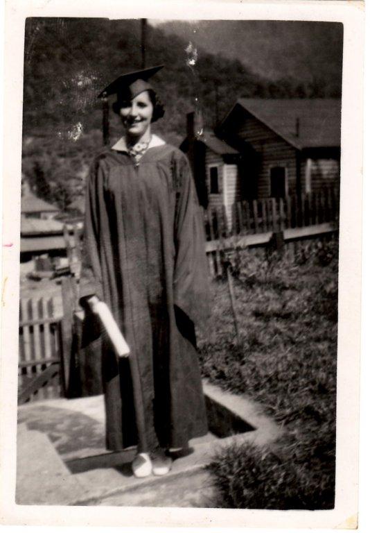 Freda E. Lucas, 1941