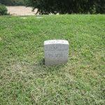 fMarker for J.B. Morgan from WV at the Fredericksburg, Virginia National Cemetery