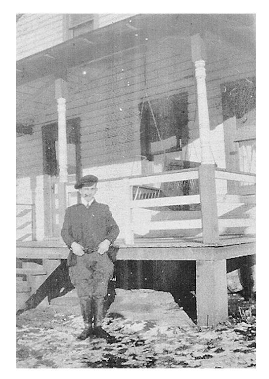 Gabor Tarkany, Monaville, WV