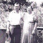 George Hannah & Flora Mays