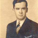 George Joseph McTigue, LHS Class of 1935