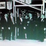 Grand Re-Opening, Oct. 3, 1963 Ammar Brothers Dept. Store Stratton Street, Logan, WV.