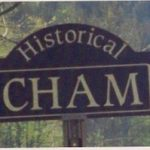 Historical Cham Sign