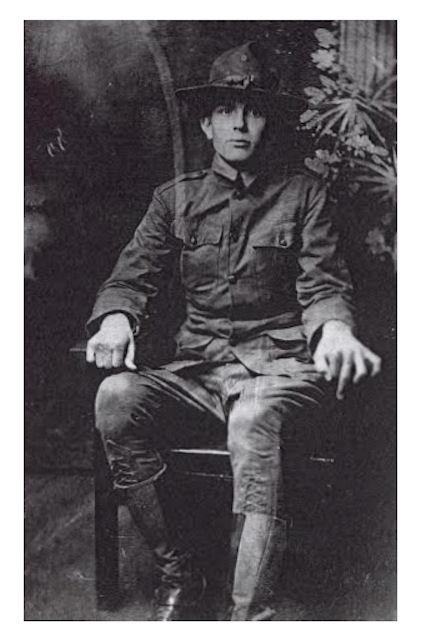 Homer E. Langdon, WWI