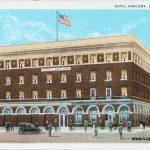 Hotel Aracoma Postcard
