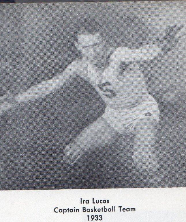 Ira Lucas, 1933