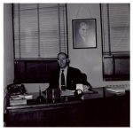 Jerry Stidham (1909 – 1968), Reg. Mgr. of the UMWA, Logan Office.