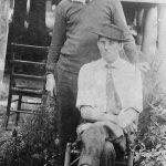Jim Conn and Bing Thompson
