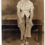 Jimmy Walker, Son of Ralph and Gay Walker 1947