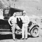 Joe Augustine & Friend 1930