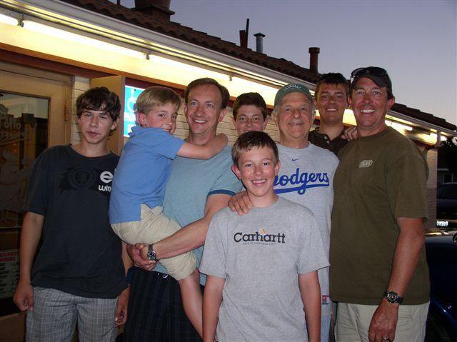Joe Piros Jr Family