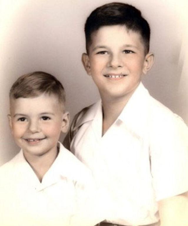 Joe Piros Jr & Bobby Piros