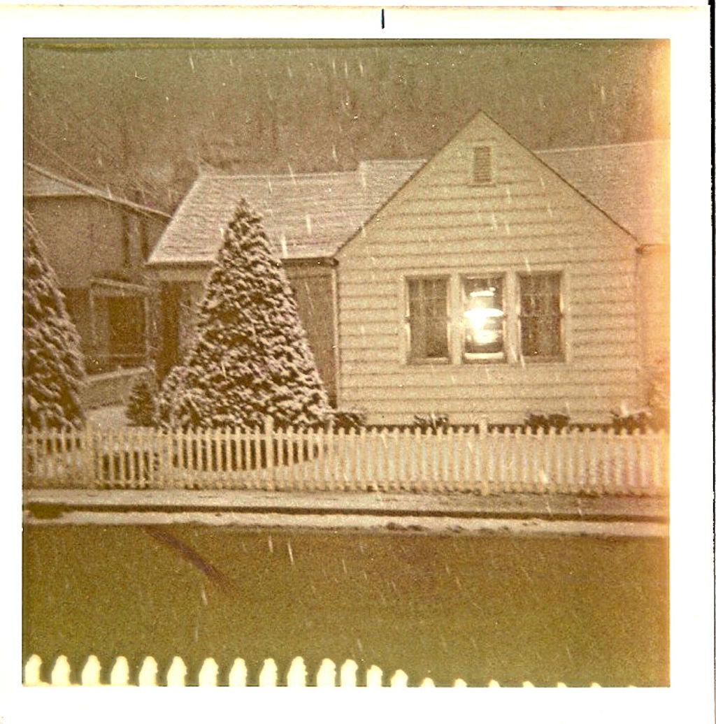 John & Anna Bush Home 1958
