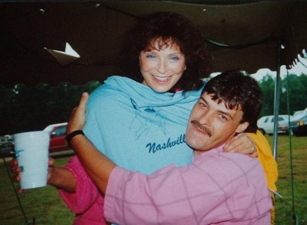 John Nelson and Loretta Lynn