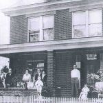 The Johnson House, 108 Bridge Street, Logan WV c. 1918